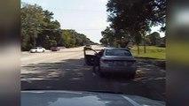 Police dashcam video shows Sandra Bland arrest