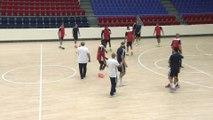 Hand - PSG : Le Paris-SG reprend l'entraînement