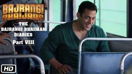 The Bajrangi Bhaijaan Diaries   Part VIII   Meet Bajrangi Bhaijaan   Salman Khan