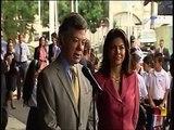 Declaración del Presidente Juan Manuel Santos a su llegada a Costa Rica - 15 de junio