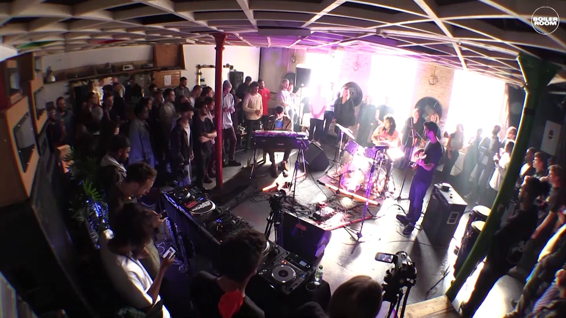 Henry Wu presents The Yussef Kamaal Trio Boiler Room London DJ Set
