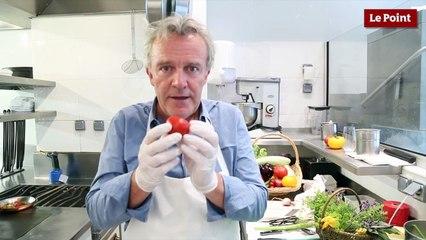 La tomate légumière sucrée d'Alain Passard