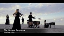 The Monster Symphony (Audio) - Lady Gaga Orchestral Tribute - @Astonband Cover