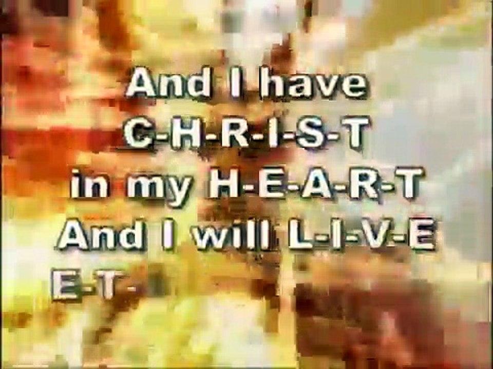 I am a Christian song Kids music youth children worship praise song sing a  long dance