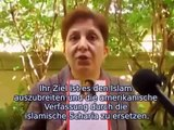 """Ex-Muslima Dr. Wafa Sultan warnt vor dem Islam: """"Lernt euren Feind kennen"""""""