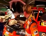 WRC - Henning  Solberg is pissed off