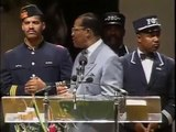 Minister Farrakhan Exposes International Bankers, Government Debt, & Fall of America (3 of 3)