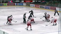 Highlights: Cornell Men's Ice Hockey vs. Union | ECAC Hockey First Round - 3/6/15
