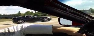 Corvette Z06 V8 Vs. Toyota Supra T88 Single Turbo