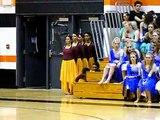 Crook County Sparkles Dance Team *Lacy 2008