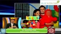 Dr. DAVID RUIZ VELA en America Noticias - CASO EDITA GUERRERO - CORAZON SERRANO