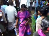 India, Anjugrammam, Kanyakumari, Tamil Nadu: Bednet distributions