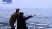 North Korea prepares to launch a new long-range rocket TWICE as big as the last amid fears Kim Jong