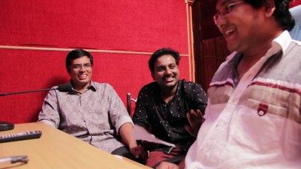 Afzal Yusuff - Nilathattam - Perunnal Song Making