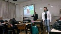 Apresentação SGA - G. A. 1º Sem - Anchieta - Ana Paula e Thiago, em 09/05/14