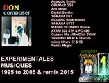 Music: Experimentales Musiques by Don 1995 Fritagogo 1