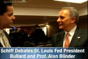 Peter Schiff vs The Federal Reserve - Gold, Economics, and the Dollar