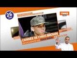 Journée spéciale Chris Brown sur TRACE Urban le 5 mai pour fêter son anniversaire !