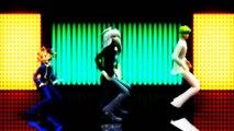 [Yu-Gi-Oh! MMD] Koshitantan [Yugi/Yami | R. Bakura/Y.Bakura | Kaiba/S0 Kaiba]