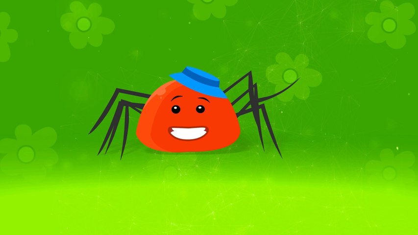 Itsy Bitsy Spider   Incy Wincy Spider - Kids Songs & Nursery Rhymes for Children