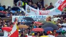 Pope Francis declares Popes John Paul II and John XXIII Saints
