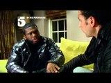 50 Cent Loves Rio Ferdinand's Watch   Rio Ferdinand #5 Magazine