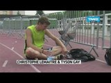 Sporty News: London Special with Christophe Lemaitre, Tyson Gay, and Ryan Lochte