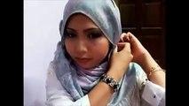 Tutorial Hijab Paris Segi Empat Terbaru 2015 - New And Fresh