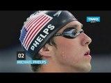 Top Web: Les athlètes olympiques les plus populaires sur Facebook