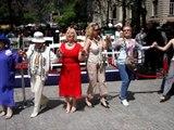 Festivalul Ziua Romaniei pe Broadway 2010 - George Rotaru - Drumul Gorjului