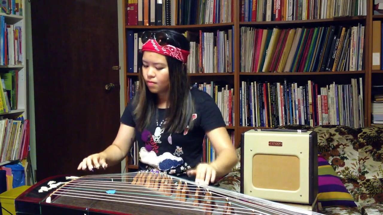 Guns 'N Roses – Sweet Child o' Mine – Guzheng Cover
