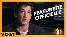 Les 4 Fantastiques - Featurette Red Richards [Officielle] VOST HD
