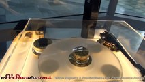 Transrotor Turntables, Plattenspieler, Goldring phono cartridges, High End Munich