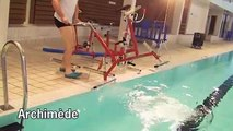 Aquabiking piscine nord 59 pas de calais 62 somme 80 - Arras - Lille