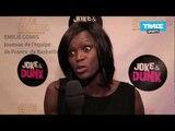 Joke & Dunk: Entre stand-up et basket