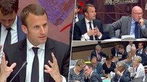 Numérique : pour éviter les accrocs, Macron consultera tous azimuts