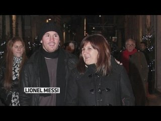 Messi's mother harassed his son's ex girlfriend