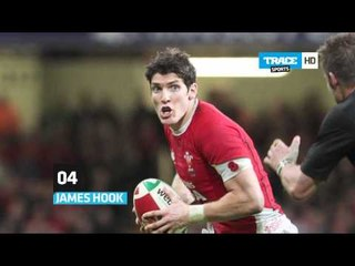 The highest paid rugbymens in the world