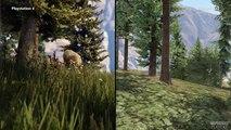 GTA V -  Playstation 4 vs Playstation 3 Comparison