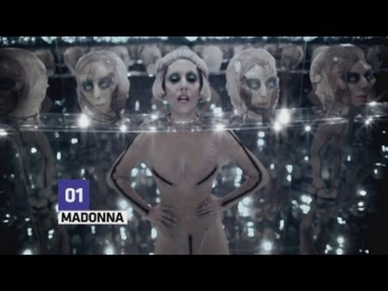 Madonna attaque Lady Gaga (Top Gossip)