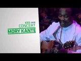 Mory Kante sur TRACE Africa le 21 Juin 2012 (Concert)