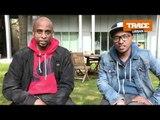 Soprano et REDK parlent des artistes qui les ont influencés pour l'album E=2MC's