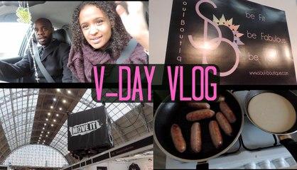 Vlog: Valentines, Pancakes & Moveit!