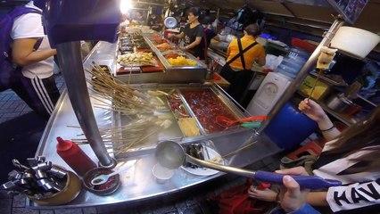 迷你紫菜包飯、魚糕、豬蹄,Busan Satoori帶你到釜山掃街頭小吃! 《走過浮華釜山•首爾》Part 1