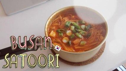 Busan Satoori ep7 泡菜湯 김치찌개