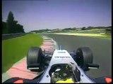F1 Hungary 2005 Qualifying   Juan Pablo Montoya Onboard Lap
