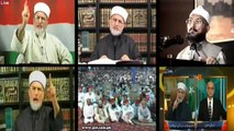 Time has proved once again. Dr Tahir ul Qadri said was true change can not come through corrupt electoral system.