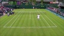 Fabio Fognini a Wimbledon 2013 show