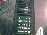 Playing Tetris on a Building