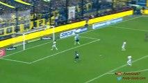 Jonathan Calleri Amazing Rabona Goal - Boca Juniors vs Quilmes 2-1